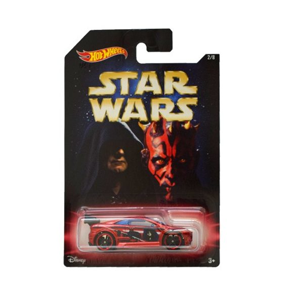 Hot Wheels - Star Wars: Asphalt Assault kisautó 1/64