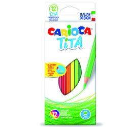 Carioca Tita 12 db-os színesceruza