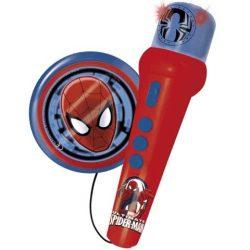 Pókember mikrofon fénnyel és hanggal - Reig