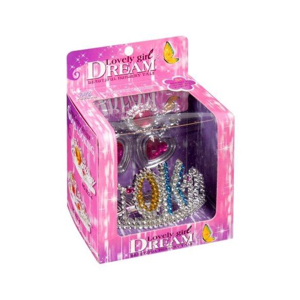 Lovely Girl Dream tiara szett