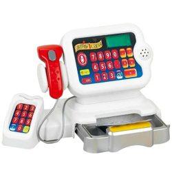 Elektromos pénztárgép vonalkódleolvasóval - Klein Toys