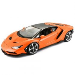 Bburago: 1/43 Lamborghini Centario narancs
