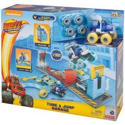 Fisher-Price: Láng és a Szuperverdák tunning műhely - Mattel