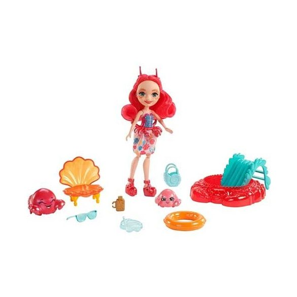 Enchantimals: Starling Starfish, Idyl és Rypple - Mattel
