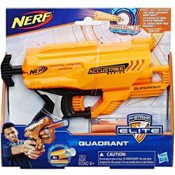 Nerf N-Strike Elite Quadrant szivacslövő fegyver - Hasbro