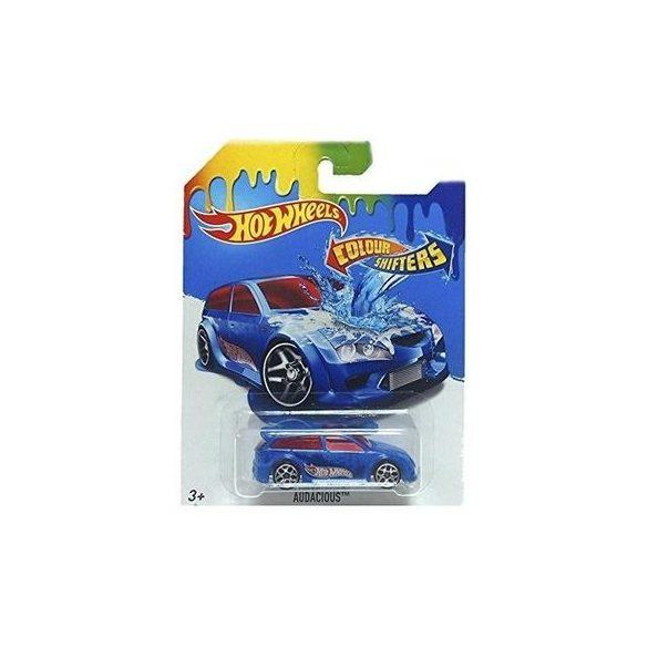 Hot Wheels: Audacious színváltós kisautó 1/64 - Mattel