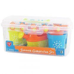 Playgo: Kis kertész készlet műanyag tárolódobozban