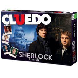 Sherlock Cluedo angol nyelvű társasjáték - Hasbro