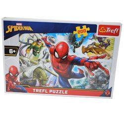 Pókember Szuperhősnek született 200 db-os Puzzle - Trefl
