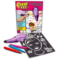 Spray Art Hercegnős kezdő csomag