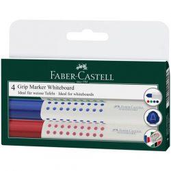 Faber-Castell: Grip táblafilc 1583 4db-os készlet