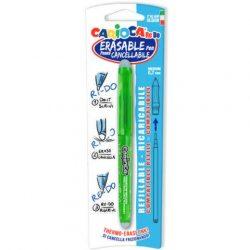 Carioca: ReDo radírozható toll lzöld színben