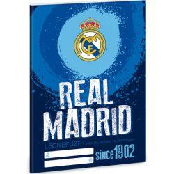Real Madrid kék leckefüzet A/5