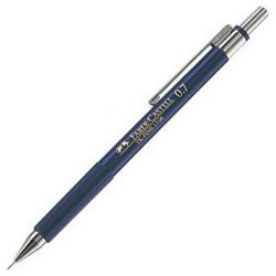 Faber-Castell TK-Fine 1306 töltőceruza kék színben 0,7mm
