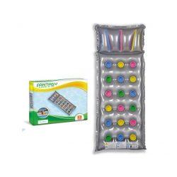 Mondo Toys: Felfújható poharas ezüst gumimatrac