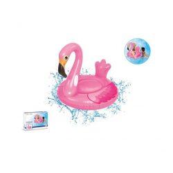 Mondo Toys: Felfújható Jumbo Flamingó lovagló