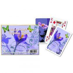 Piatnik  Művész römi kártya Mauve Delight 2*55
