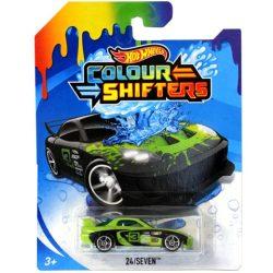 Hot Wheels: 24/Seven színváltós kisautó 1/64 - Mattel