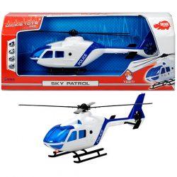 Magyar rendőrségi helikopter fénnyel, hanggal - Simba Toys