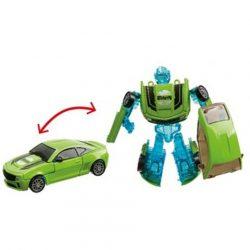 Transformers zöld autó 1:64 - Mondo Motors