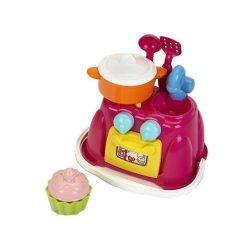 Barbie konyha homokozó szett - Klein Toys