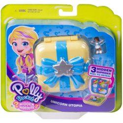 Polly Pocket - Káprázatos egyszarvú meglepetés - Mattel