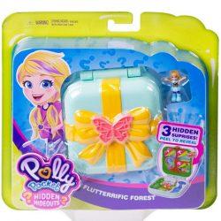 Polly Pocket Elvarázsolt erdő - Mattel