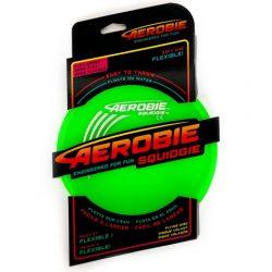 Aerobie Squidgie repülő karika zöld színben 20cm - Spin Master