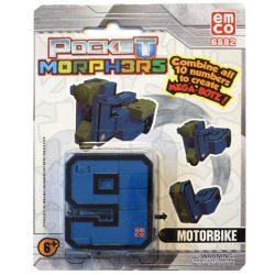 Pocket Morphers II. 9 Motorbike átalakítható figura