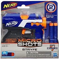 NERF Micro Shots szivacslövő fegyver - 2 lövedék