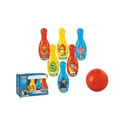 Mancs Őrjárat bowling szett 6db bábuval - Mondo Toys