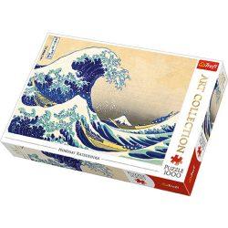 Trefl: 1000 Puzzle A nagy hullám Kanagavánál