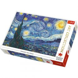 A csillagos éj 1000db-os puzzle - Trefl