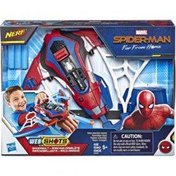 Pókember-Idegenben: Nerf Spiderbolt szivacslövő fegyver