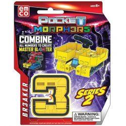 Pocket Morphers  II. 3 Br3aker