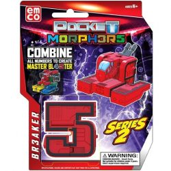 Pocket Morphers  II. 5 5torm