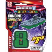 Pocket Morphers  II. 8 Cr8ter