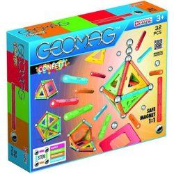 Geomagworld: Geomag confetti 32 db-os