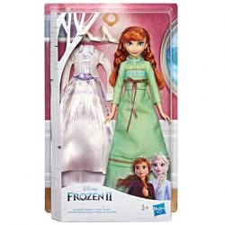 Jégvarázs 2: Anna hercegnő divatbaba 30cm - Hasbro