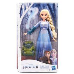 Jégvarázs 2: Elza hercegnő, Pabbie és Salamander figura szett 30cm - Hasbro
