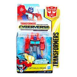 Transformers Cyberverse Optimus fővezér robotfigura - Hasbro