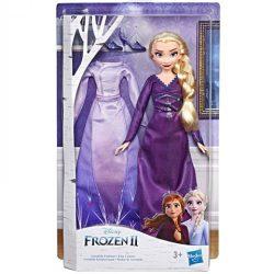 Jégvarázs 2: Elsa divatbaba Arendelle ruhákkal - Hasbro
