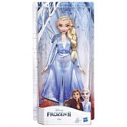 Jégvarázs II. Elsa baba kék ruhában - Hasbro