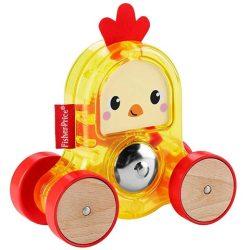 Mattel: Fisher Price Változatos anyagok guruló állat GMB25