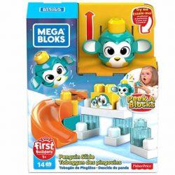 Mattel: Mega Bloks kukucskockák kilövő GKX67