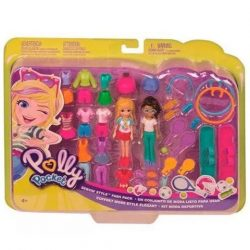 Mattel: Polly Pocket divatcsomag GGJ50
