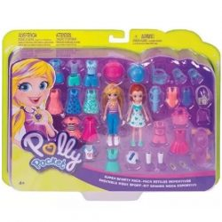 Mattel: Polly Pocket divatcsomag GDM18