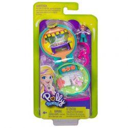 Mattel: Polly Pocket picuri helyszínek GKJ43
