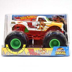 Mattel: Hot Wheels Monster Trucks 1:24 GBV37