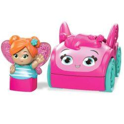 Mattel: Mega Bloks virágtündér járművek GKX82